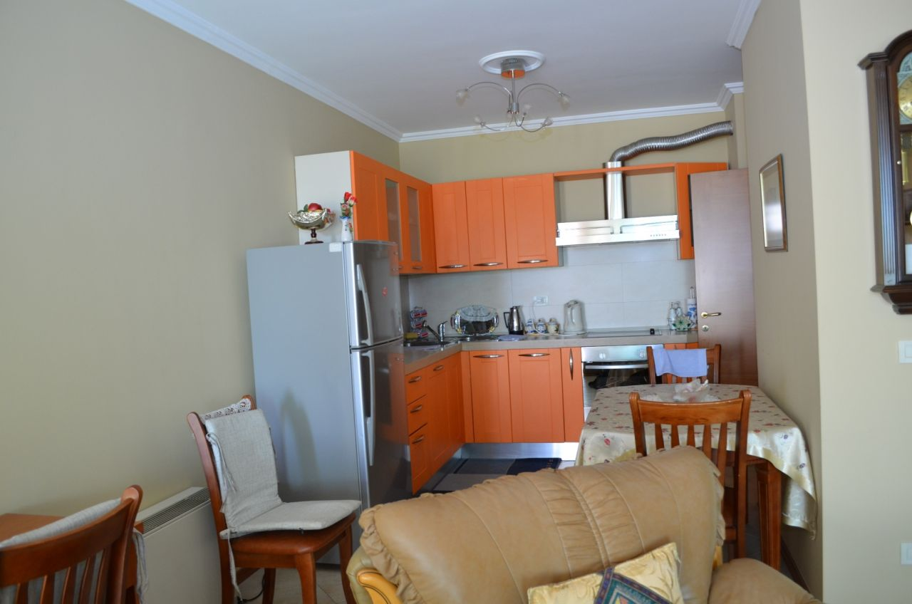 Two bedroom apartment for Rent in a central part of Tirana