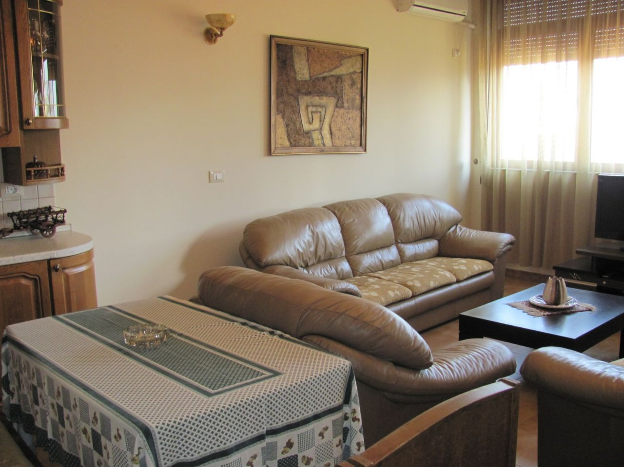Two Bedroom Apartment for Rent in Tirana