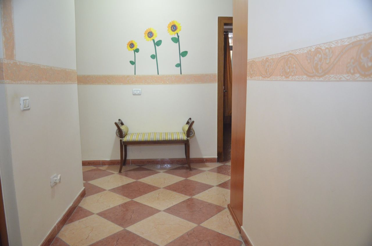 Three Bedroom Apartment for Rent in Tirana, Albania.