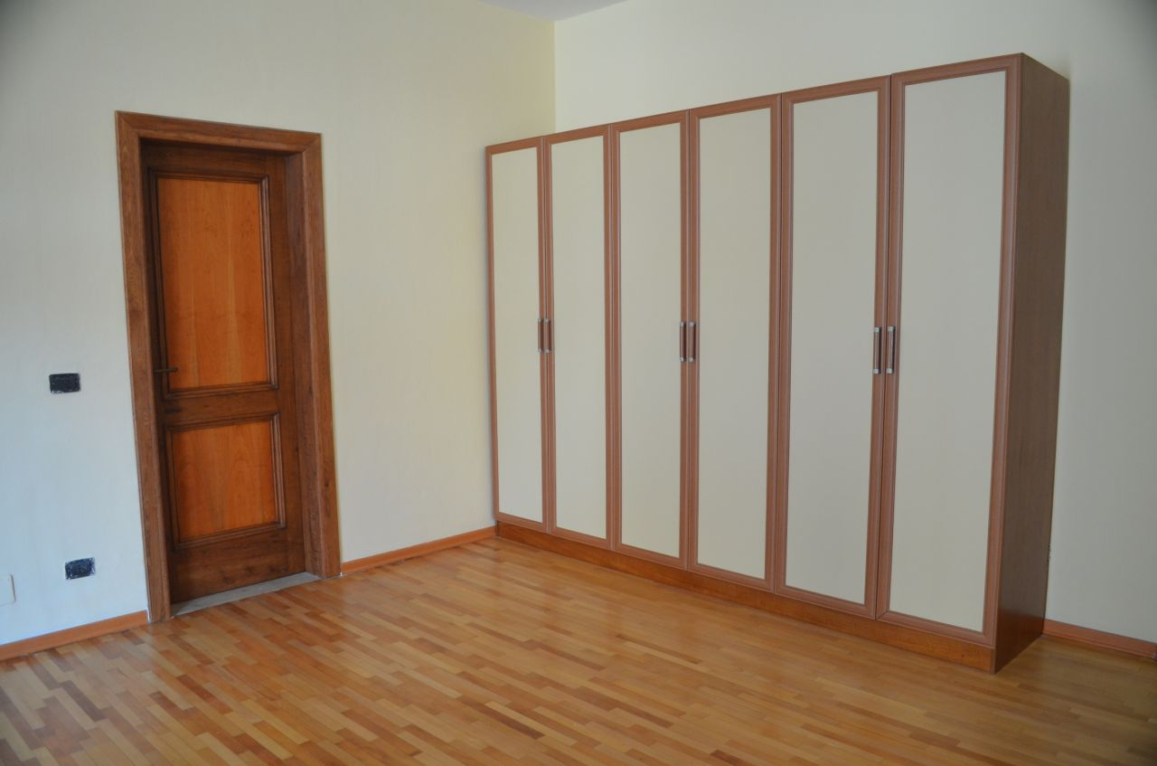Duplex apartment for rent in Tirana near Dinamo complex.