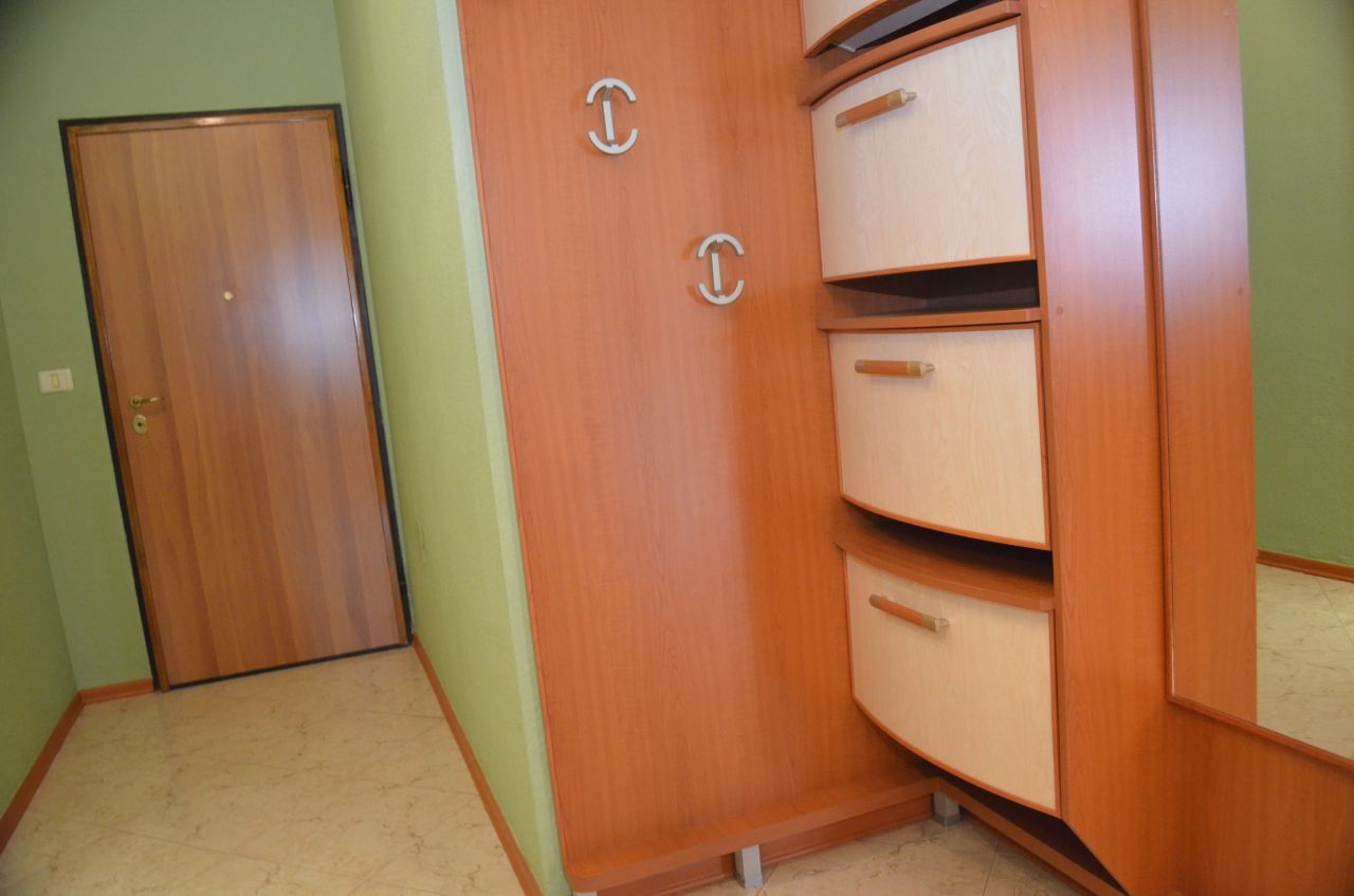 Apartment for rent in Tirana located near the lake