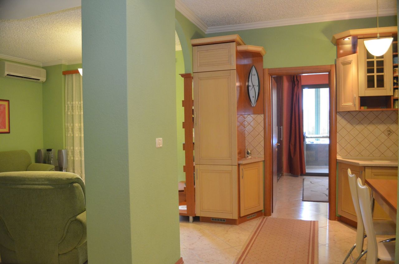 Albania Property for Rent in Tirana. Apartment for Rent Near Park and Lake