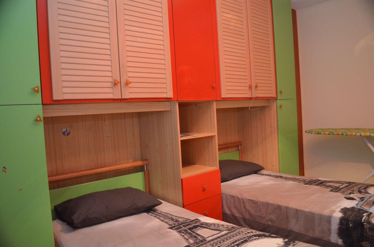 Three bedrooms apartment near the lake of Tirana in Albania