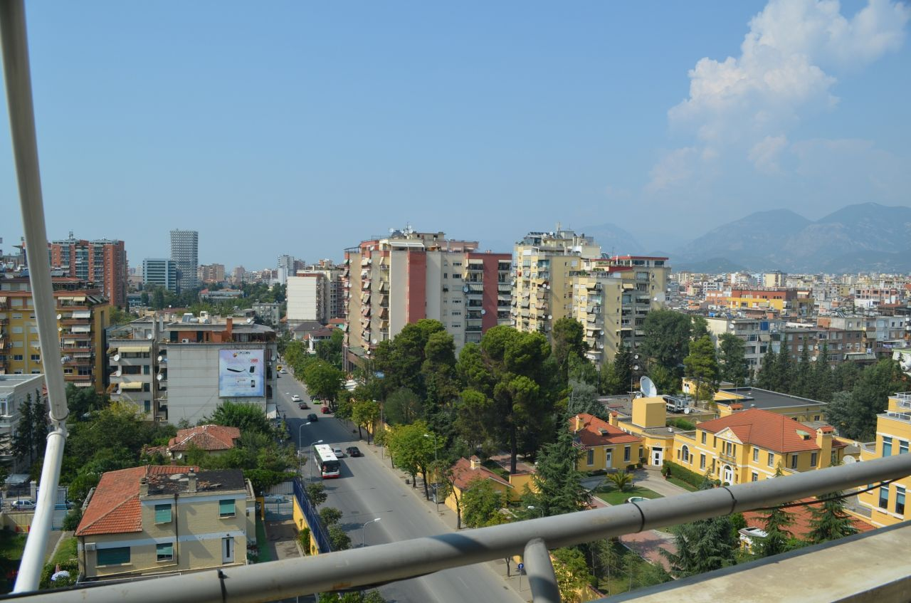 Two Bedroom Apartment for Rent in Tirana, Albania.