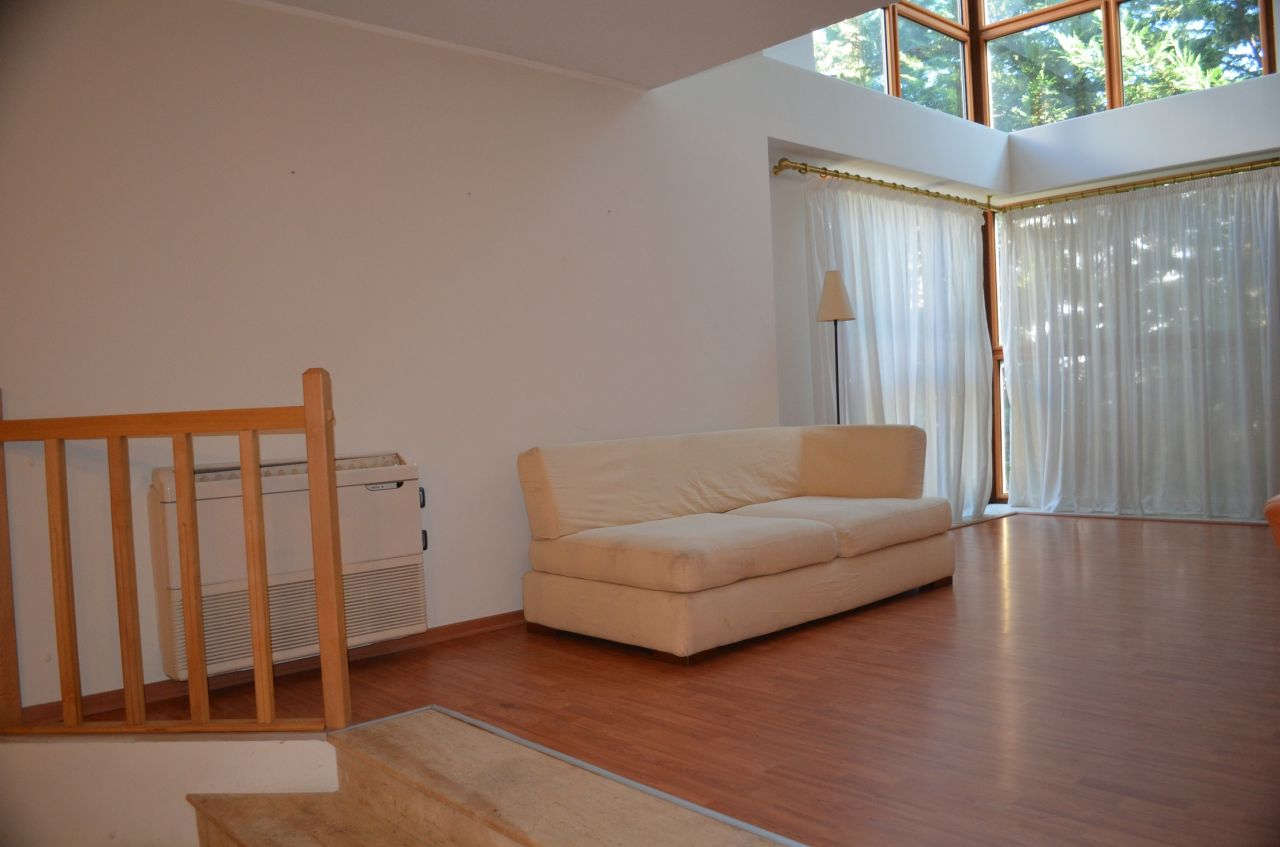 Duplex Apartment for Rent in Tirana. Albania Real Estate for Rent