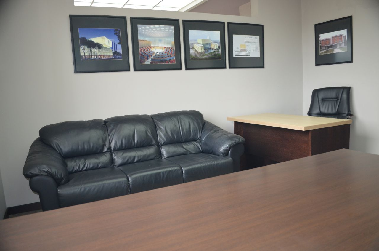 Office for Rent in Tirana. Albania Real Estate for Rent
