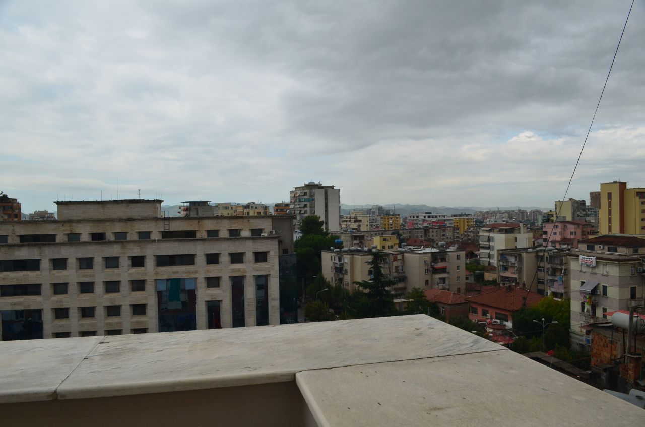 Office space for rent in the center of Tirana, Albania, next to Scenderbeg square.