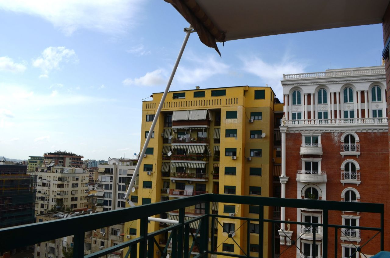 Two bedrooms apartment for rent in Tirana, Albania Real Estate