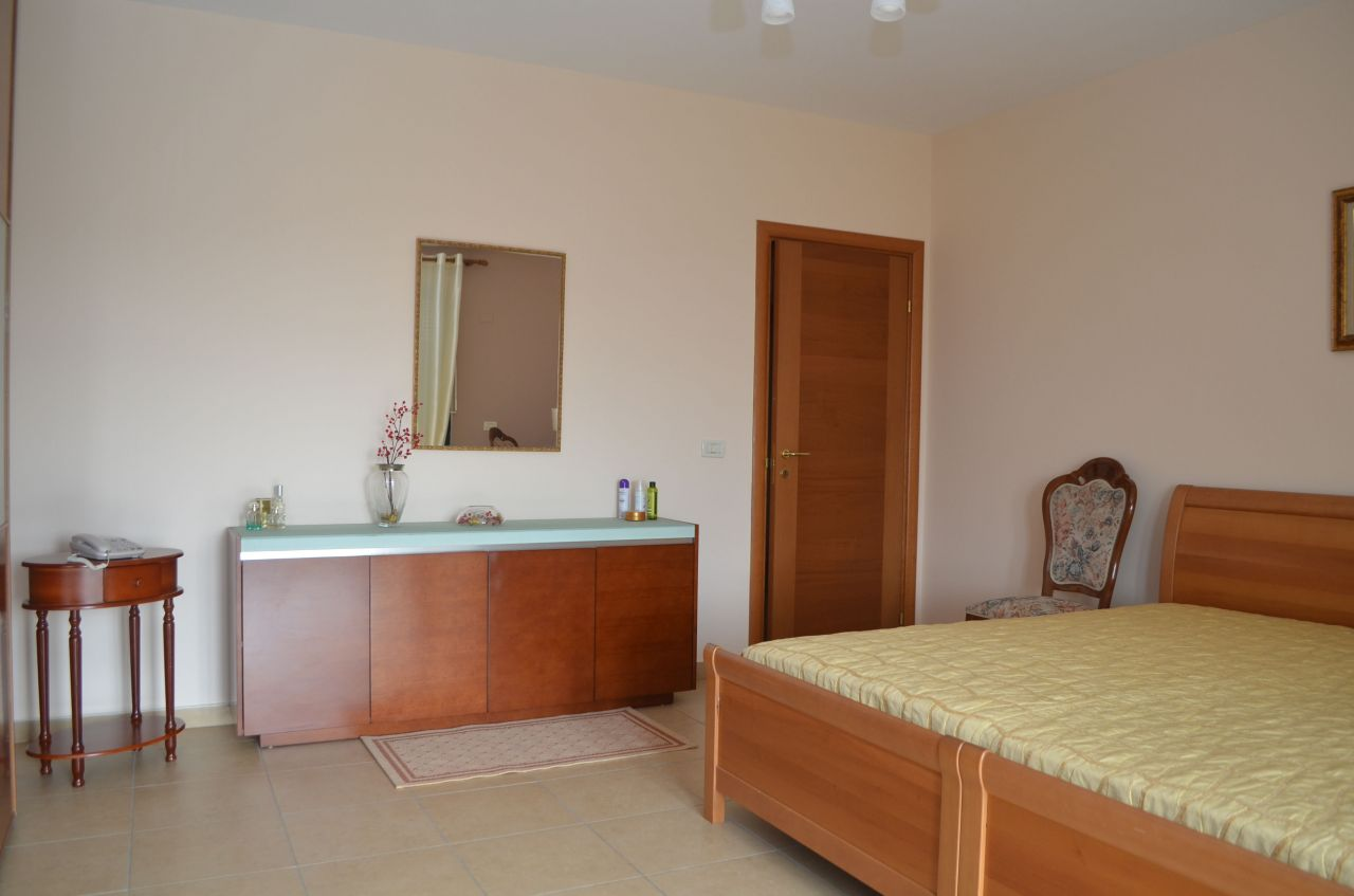 Two bedrooms apartment for rent in Tirana