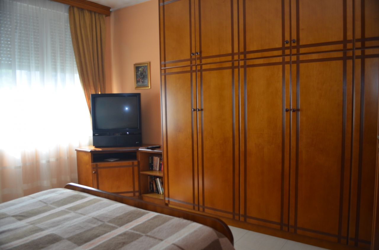 Two bedroom Apartment in Tirana for Rent. Apartment in Tirana Near the Park