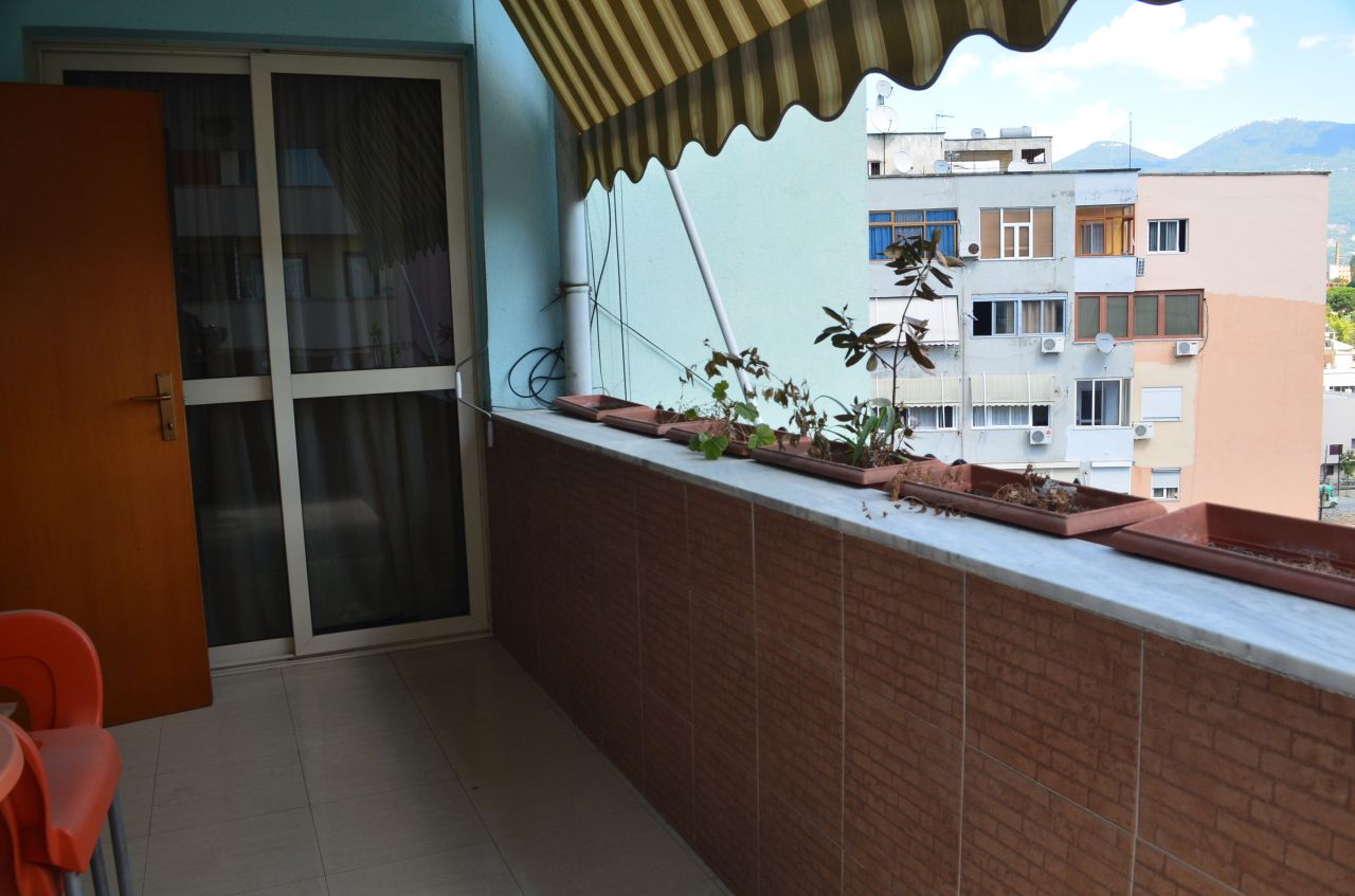 Apartment for rent located in the park area in Tirana, in Albania. It is one of the properties for rent offered by Albania Property Group.