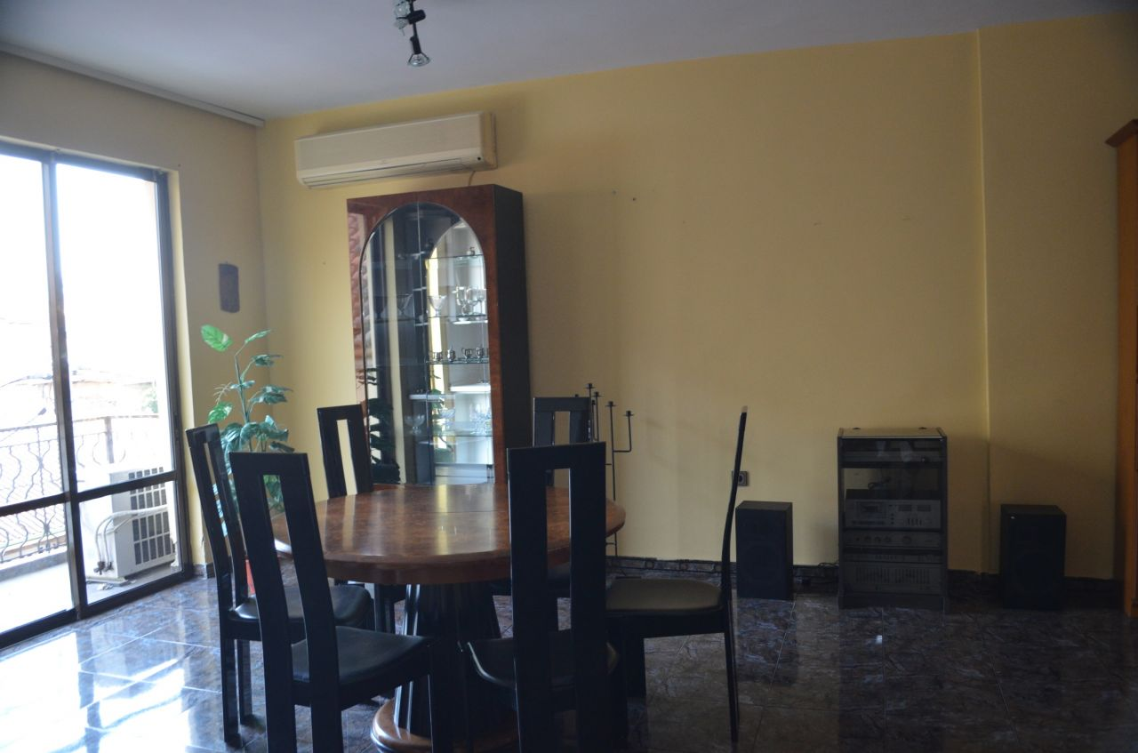 Apartment for Rent in Tirana, capital of Albania in St Fortuzi