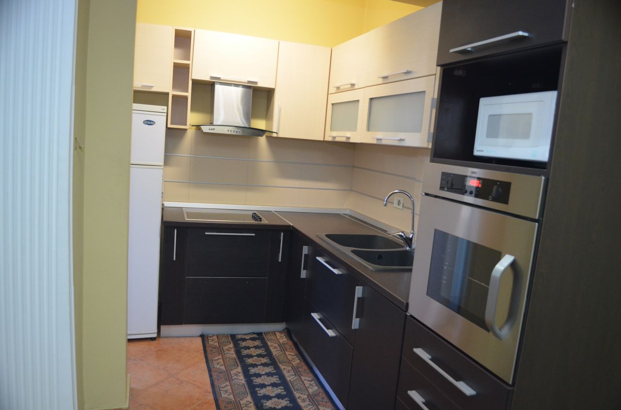 Rent Albania Property in Tirana in very good conditions and in short distance from city center