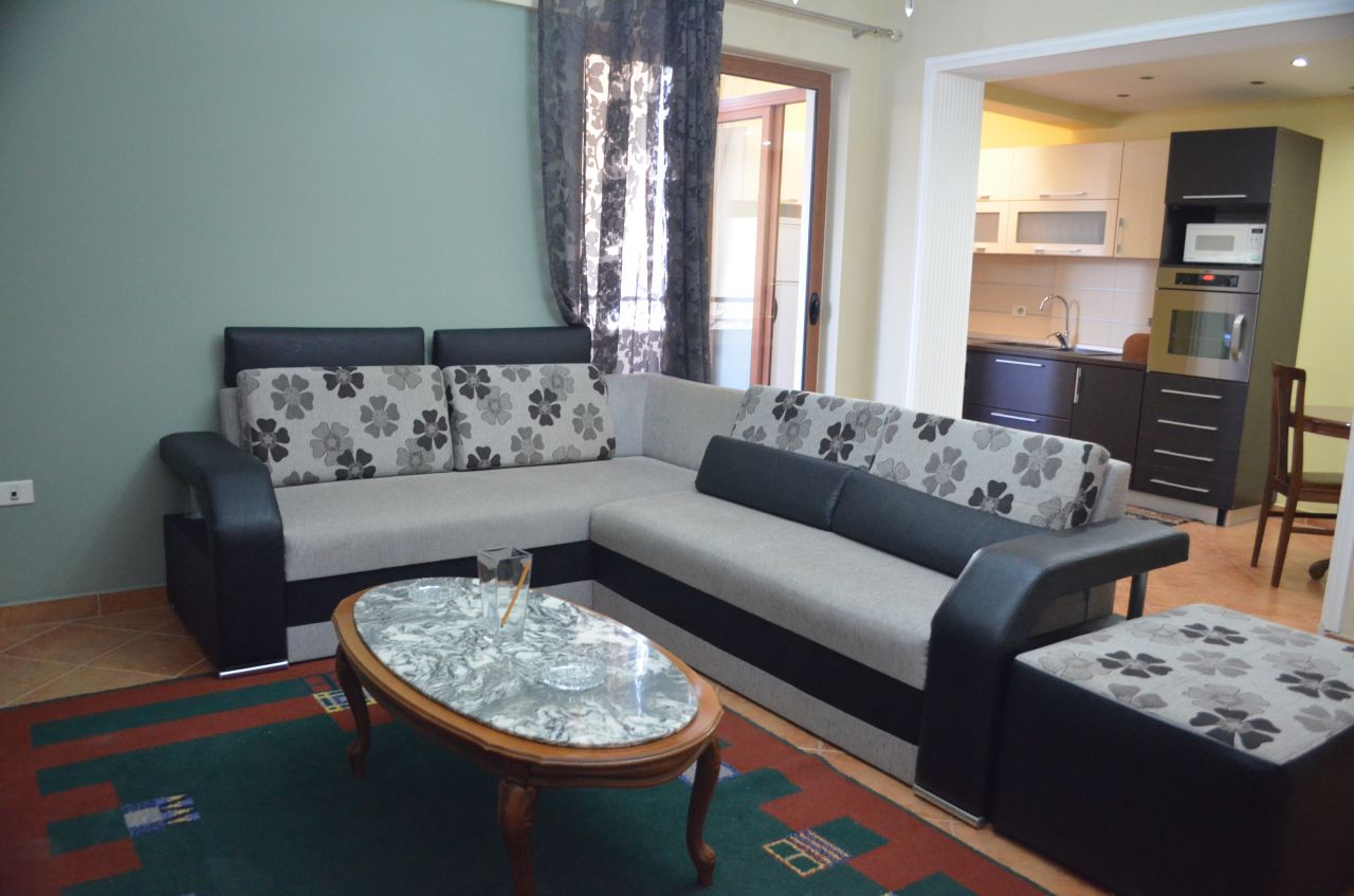 Apartment for Rent in Tirana. Two Bedroom Apartment for Rent