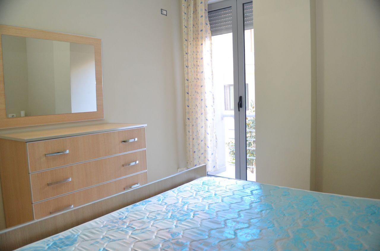 Albania Real Estate, Apartment in Don Bosko area in Tirana for rent