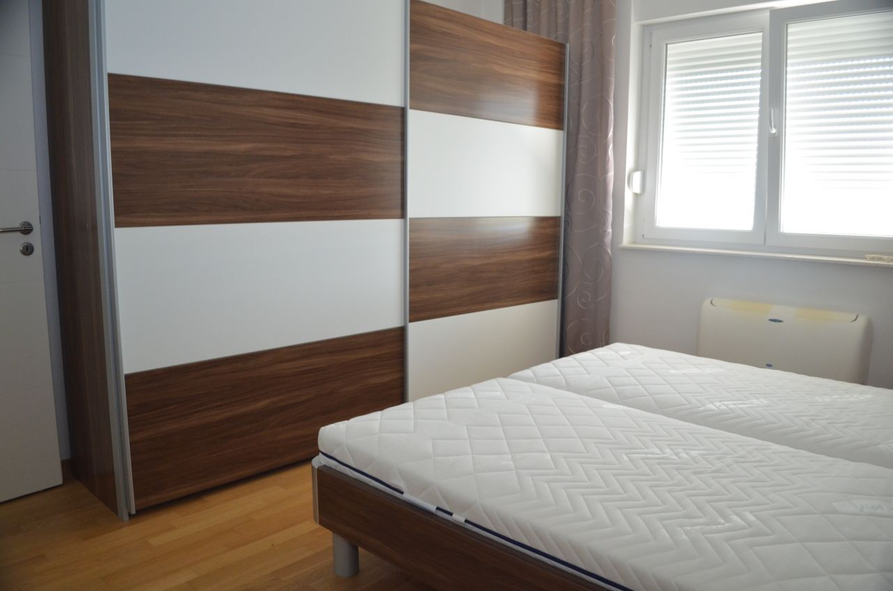 Rent Albania Property in Tirana, in a very organized residential complex with swimming pool