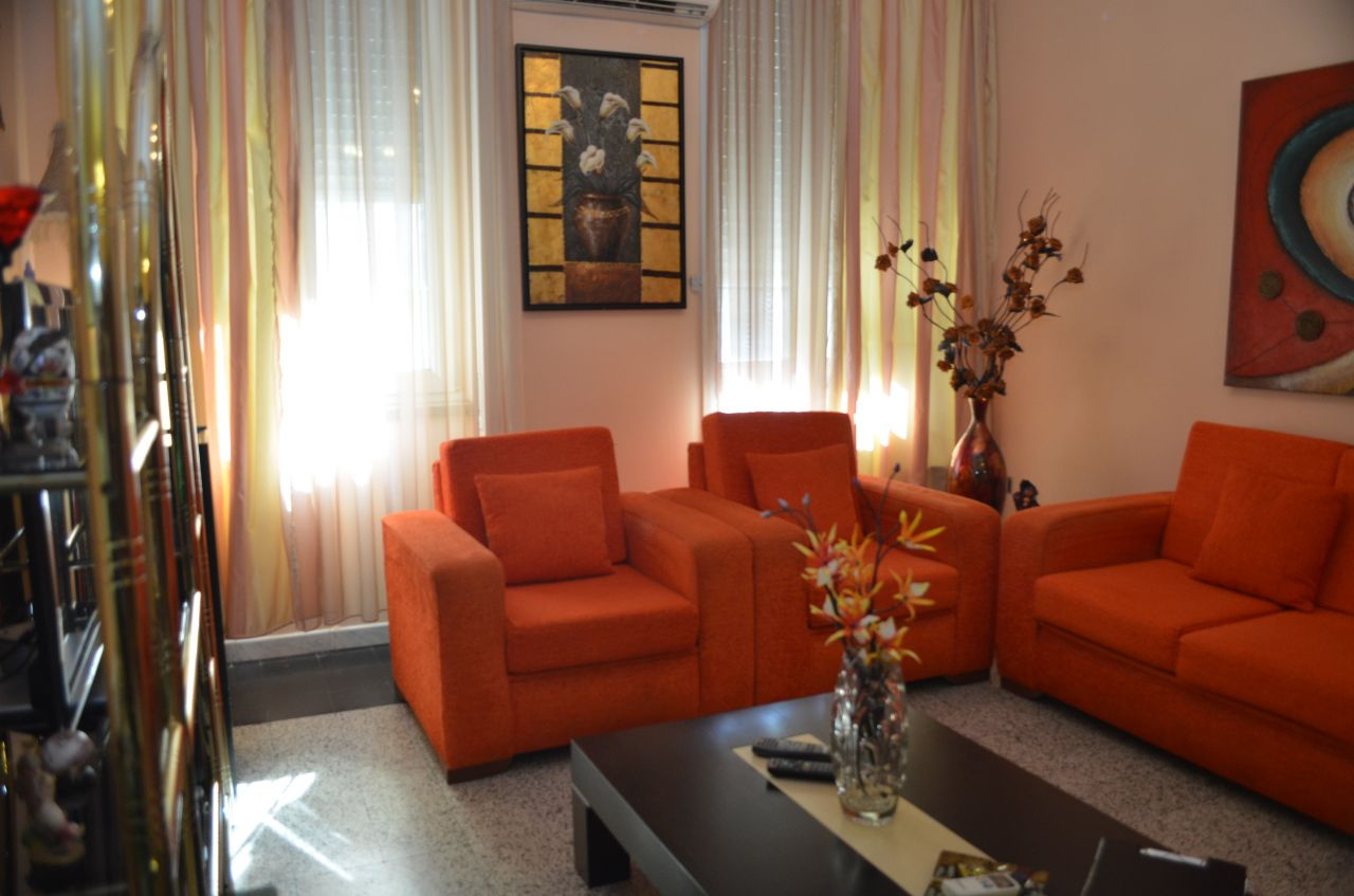 Apartment for rent in Albania capital Tirana