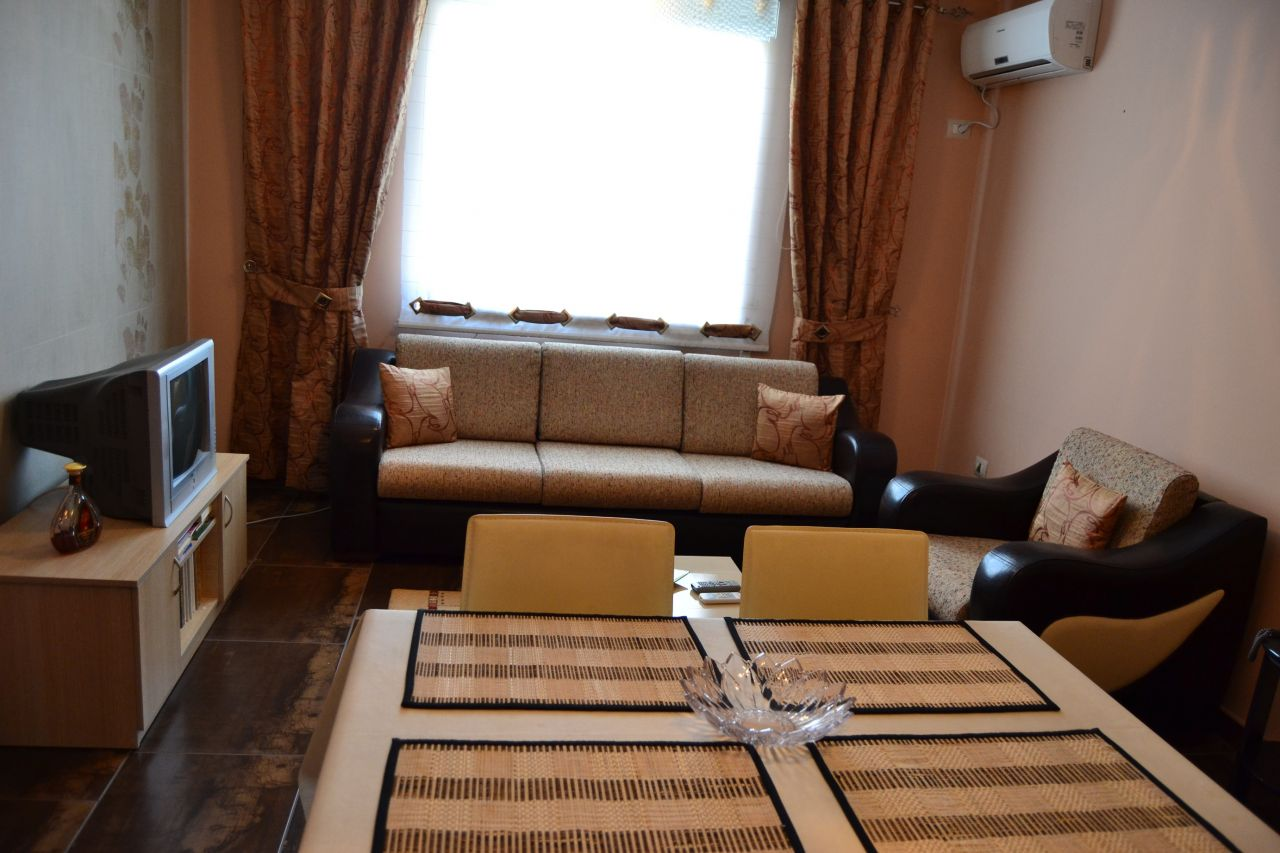 one bedroom albania apartment for rent in tirane