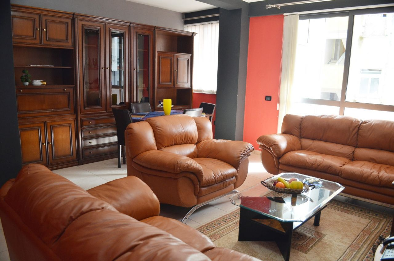 Apartment for rent in Tirana, Albania. Rent apartment in Tirana