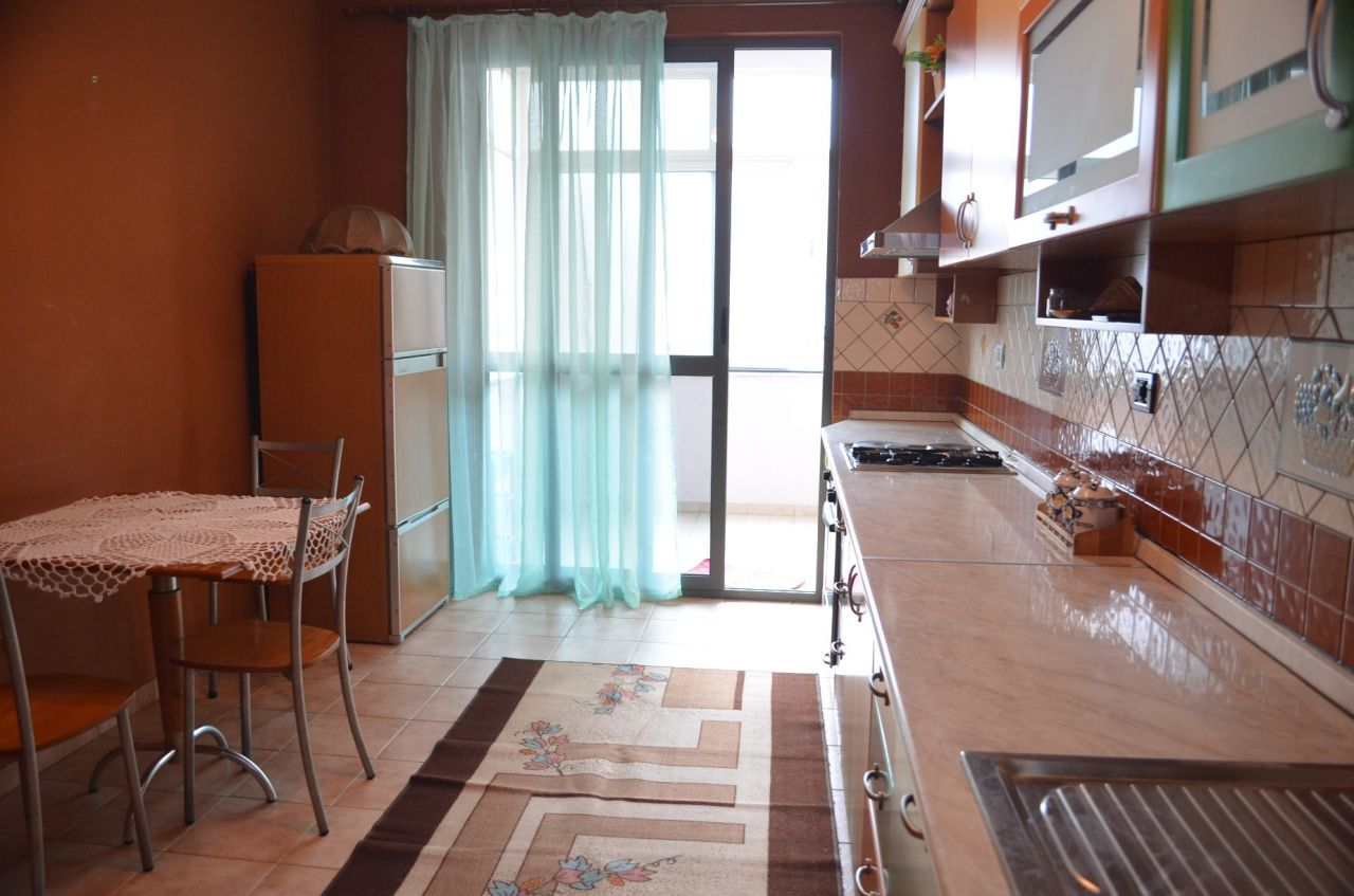 Big size apartment for rent in Tirana, nicely located near the park and lake side