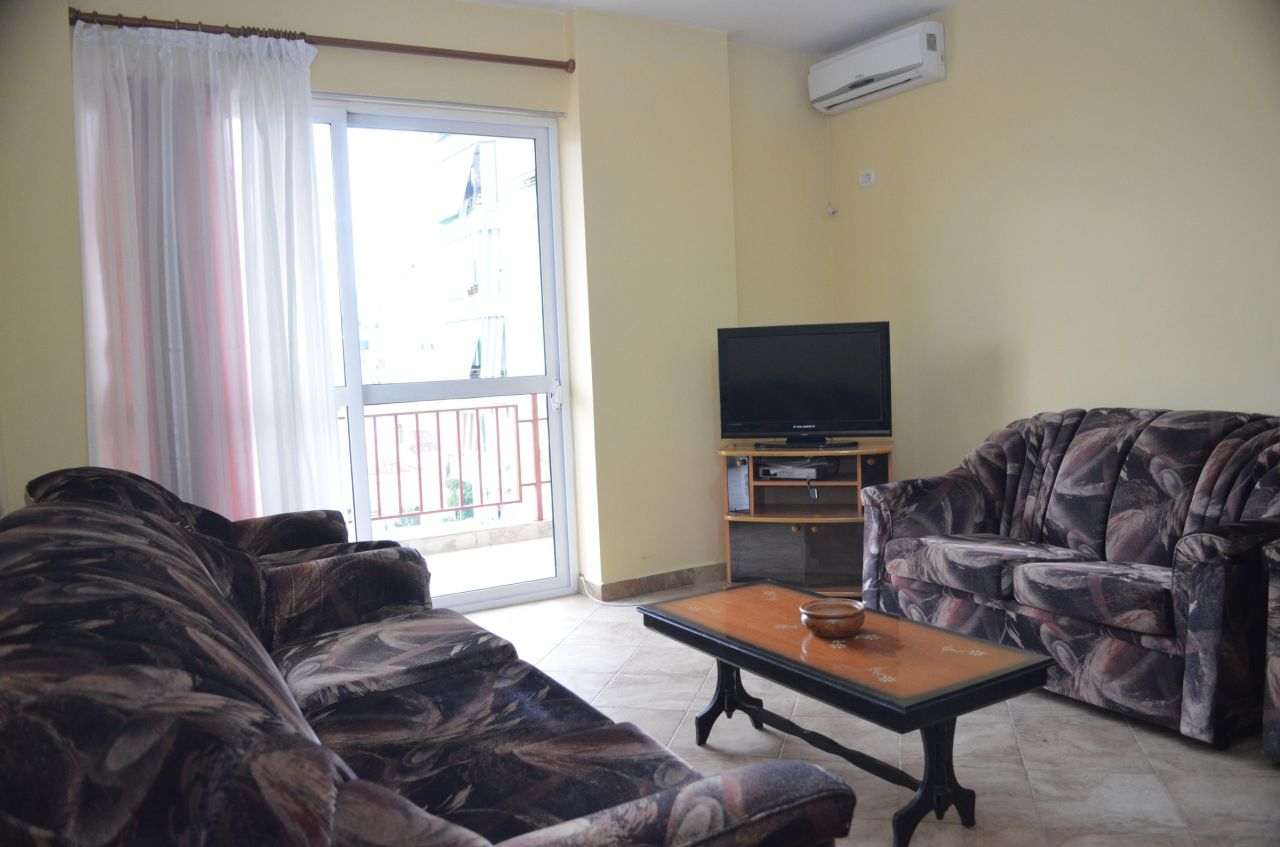 Three Bedroom Apartment in Tirana for Rent. Furnished Apartment Near Rruga Kavajes