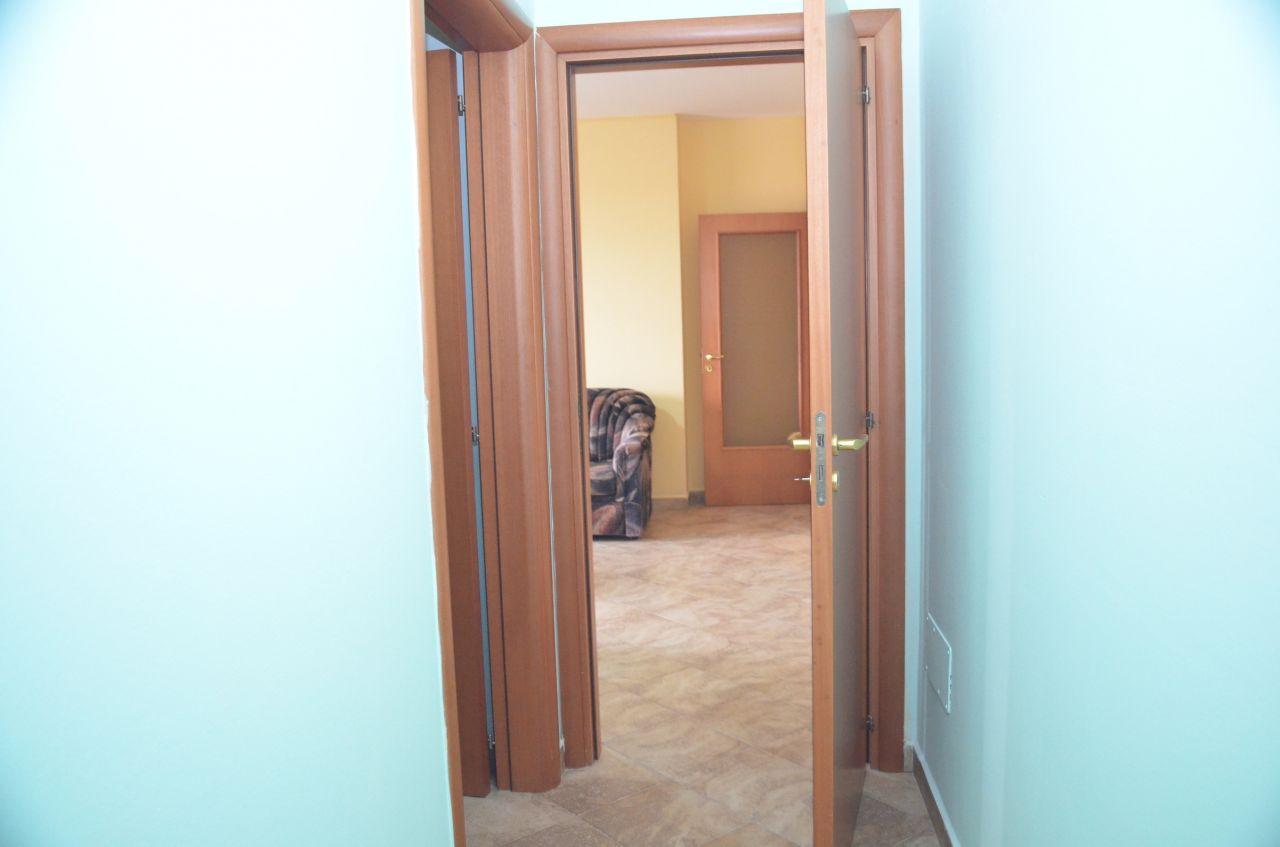 Three Bedroom Apartment in Tirana for Rent. Furnished Apartment Near Rruga Kavajes