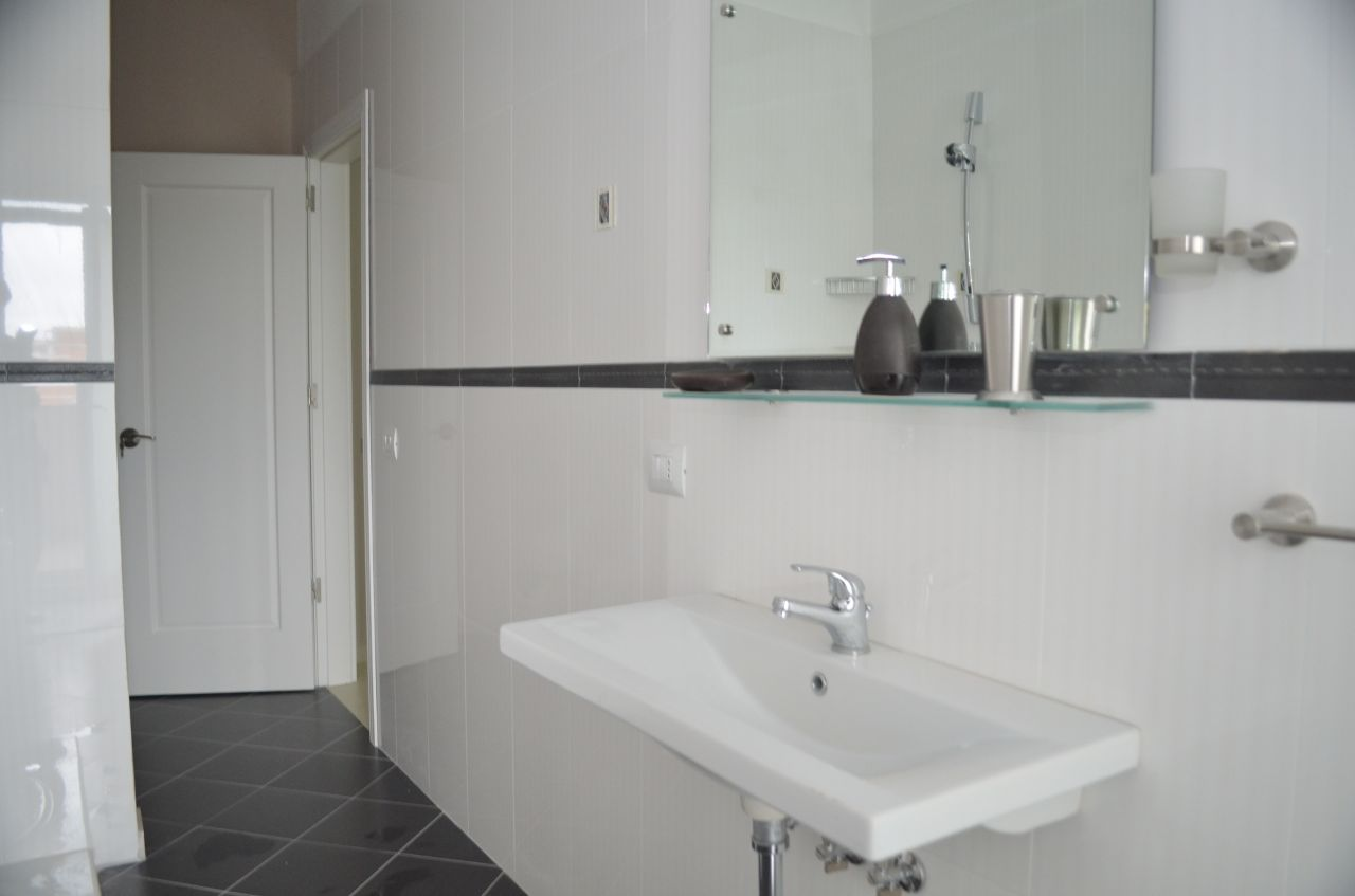 Apartment for rent in Tirana, Albania, very close to the center of the city and in great conditions.