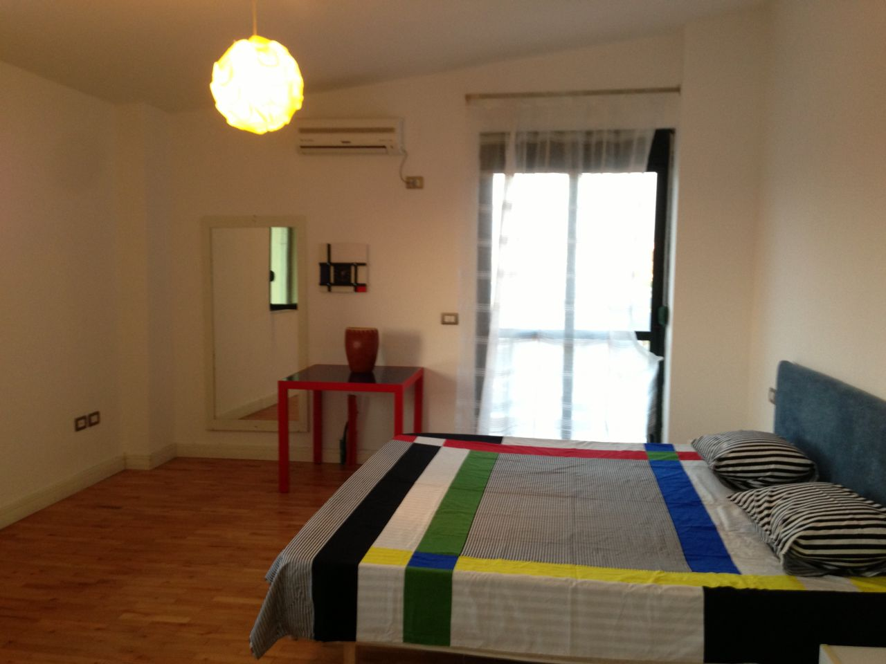 Apartment for rent in Tirana Albania, near the lake and Blloku area.