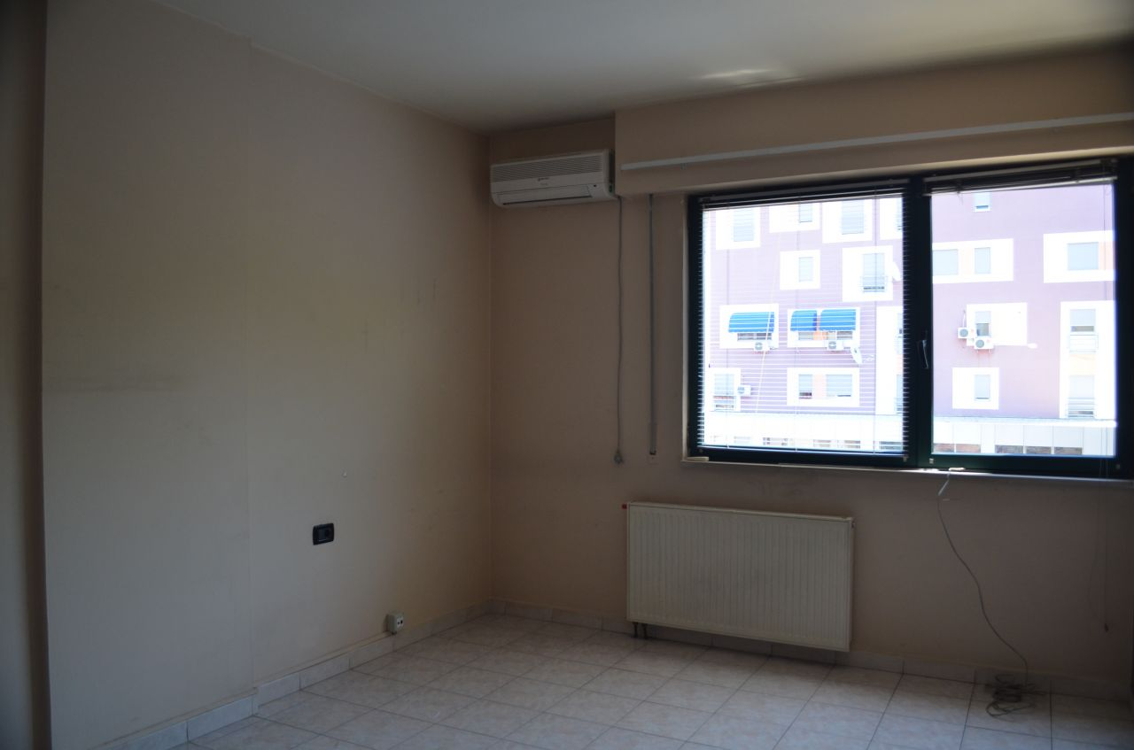 Office for Rent in Tirana, the capital of Albania. The commercial area is very close to the city center.