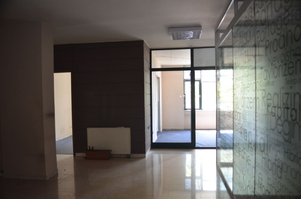 Office for rent in Tirana