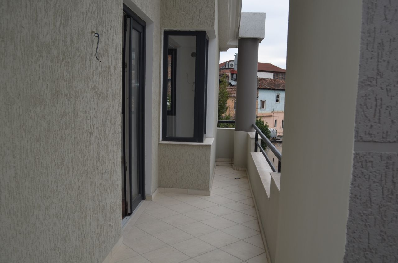 Villa for rent in Tirana, Albania.