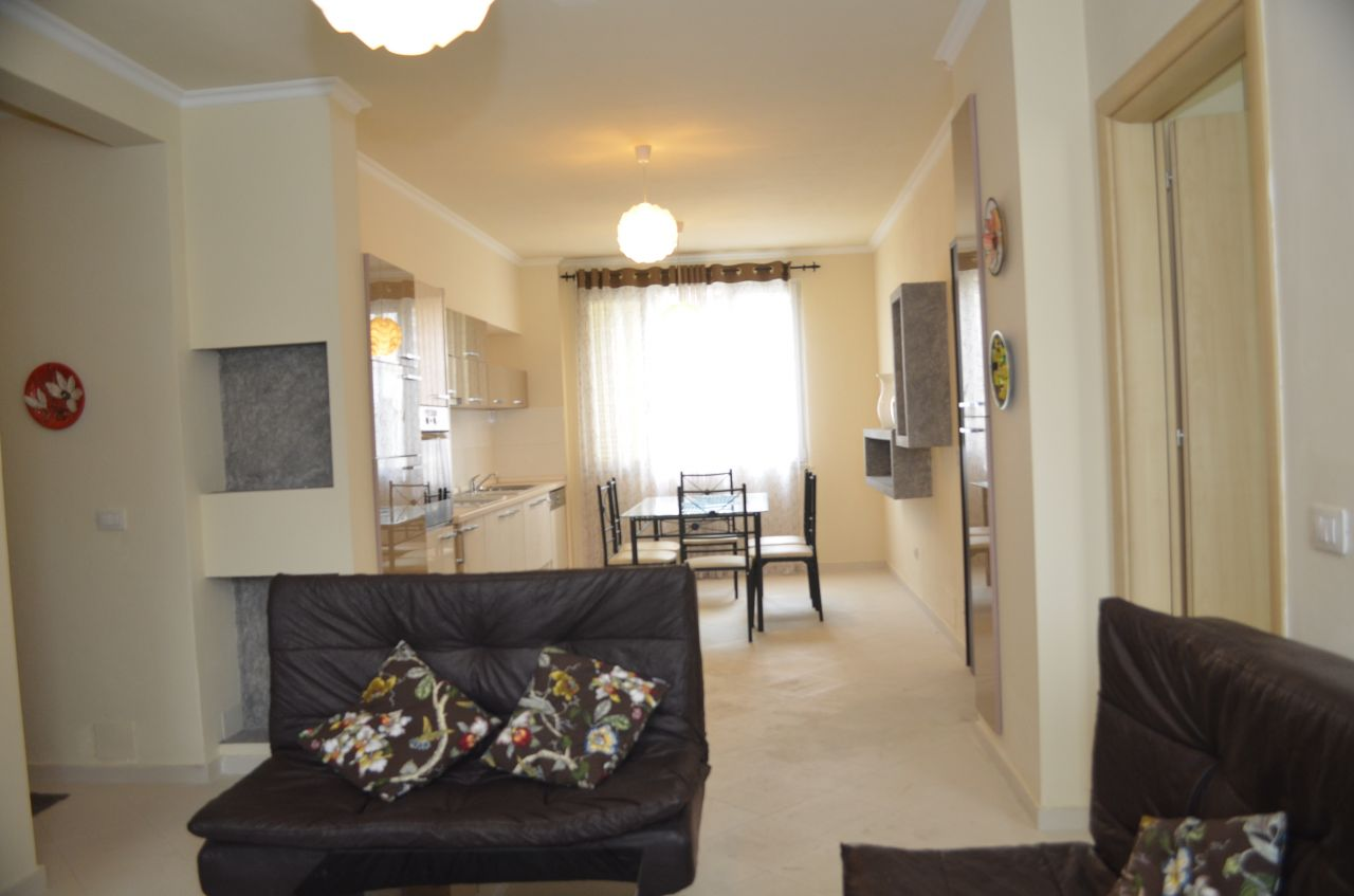 Three Bedrooms Apartment in Tirana for Rent in Kodra e Diellit
