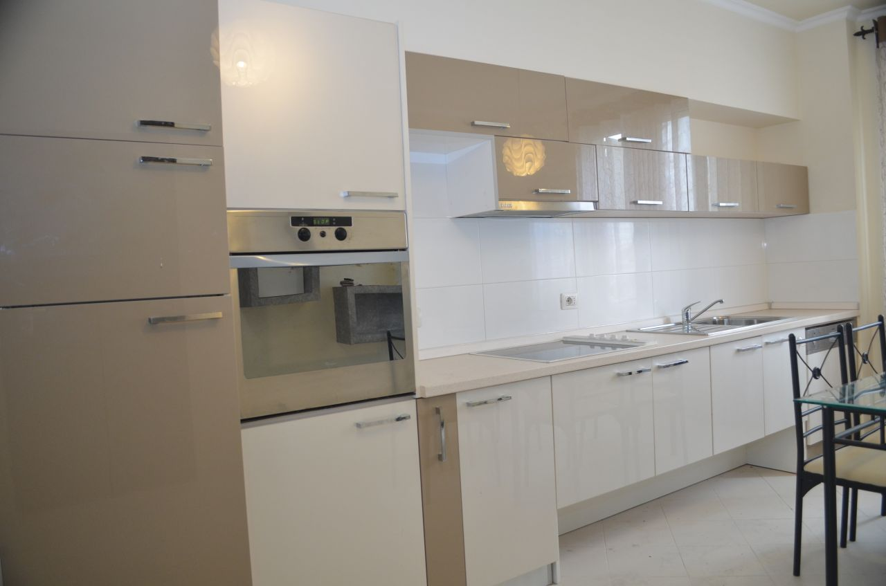 Apartment for rent in Tirana, the capital of Albania, in excellent conditions.