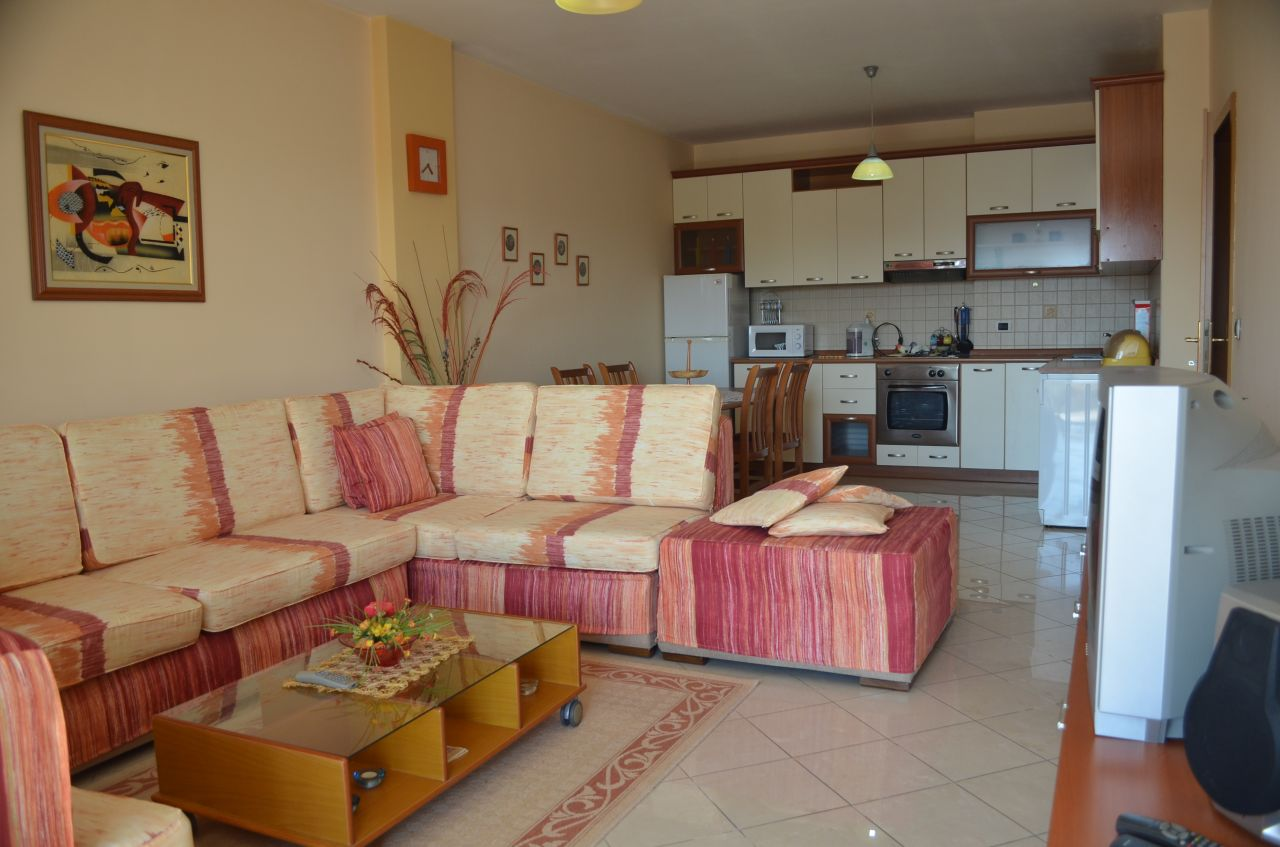 Tirana Rent Apartment with Two Bedrooms. Rent Apartment in Blloku Area