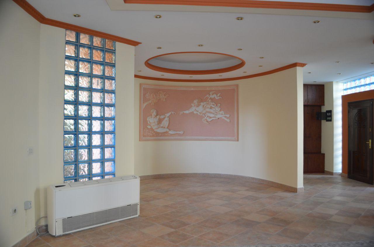 villa in tirana for rent in billa golemi street