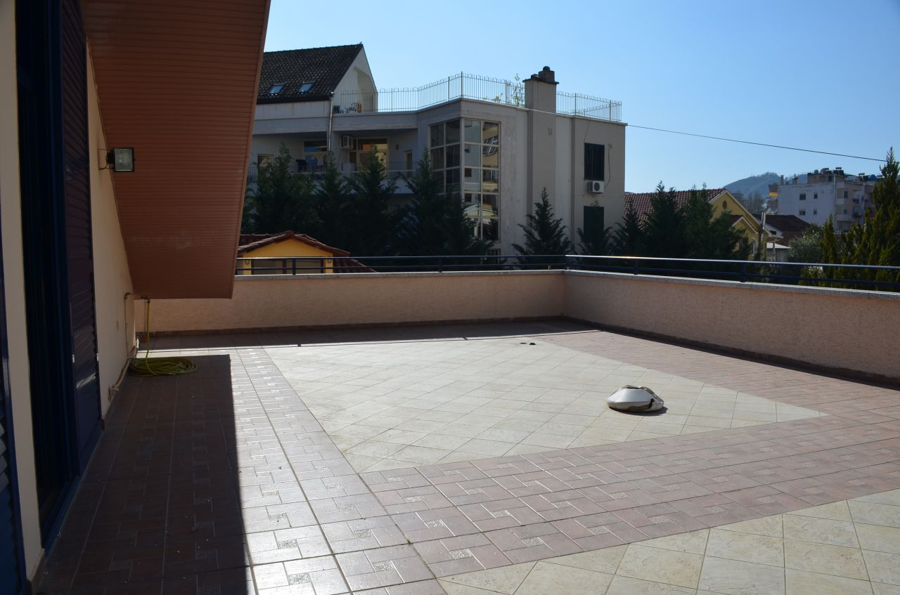 Tirana Rental. Three bedroom villa for rent in Albania, Tirana