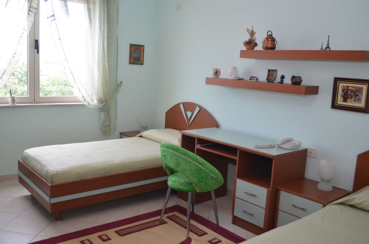 Apartment for Rent in Tirana. Located in Blloku Area