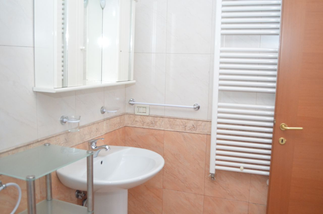 Two Bedroom Apartment for Rent in Tirana.