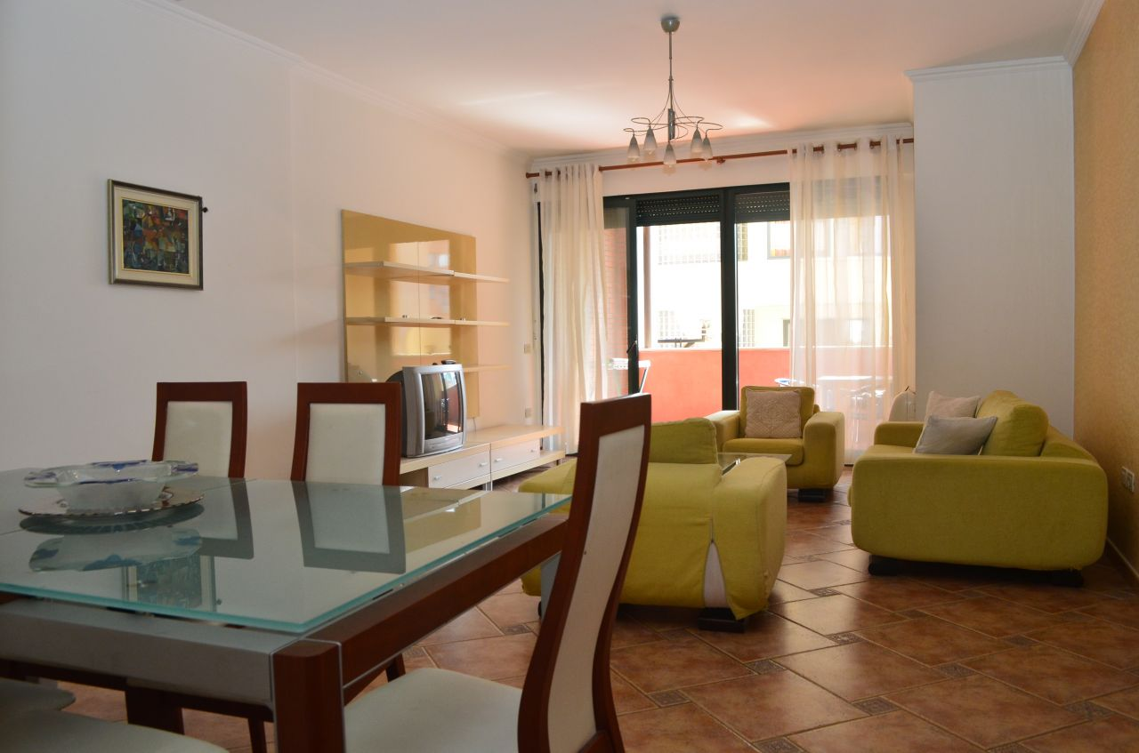 apartment for rent in a quiet and favourable area