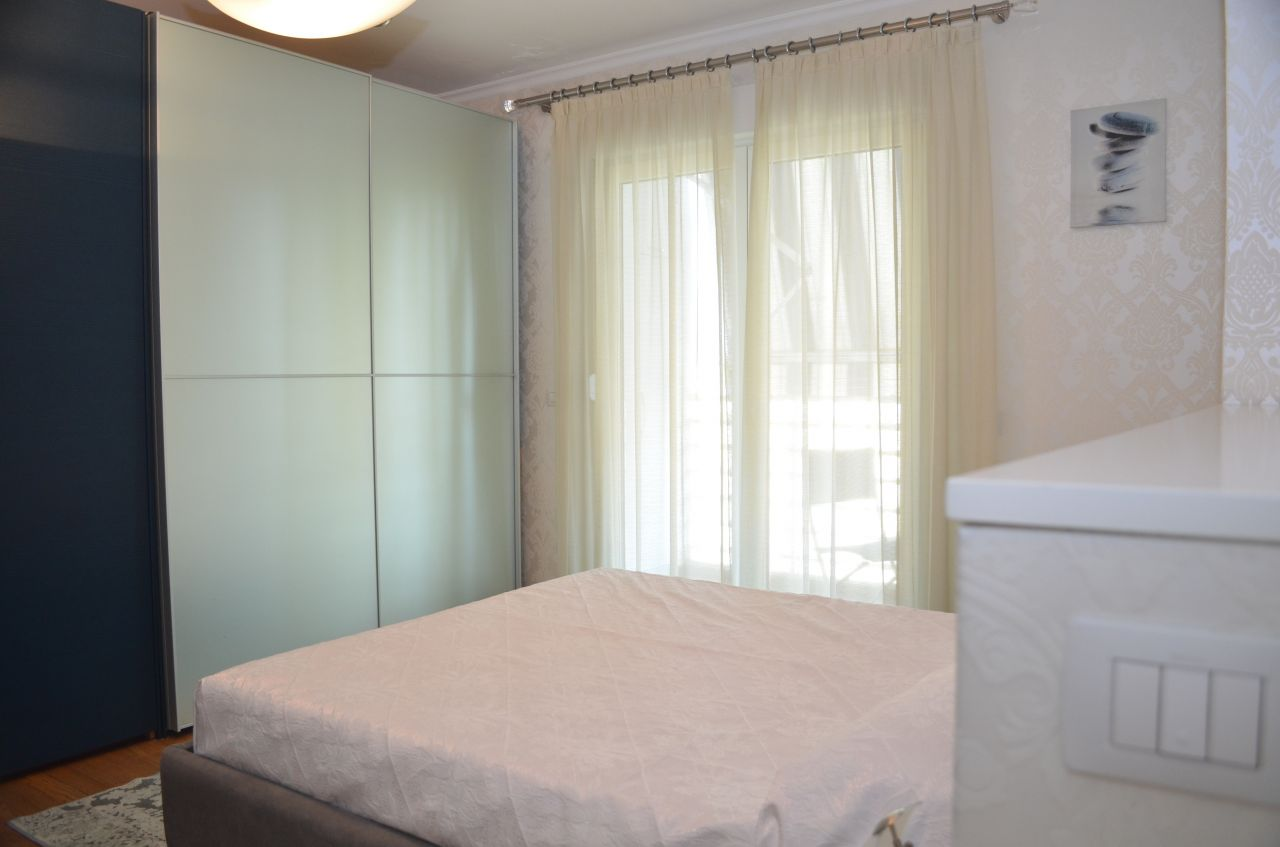 Rentals in Albania Capital Tirana. Two Bedroom Apartment for Rent in Tirana