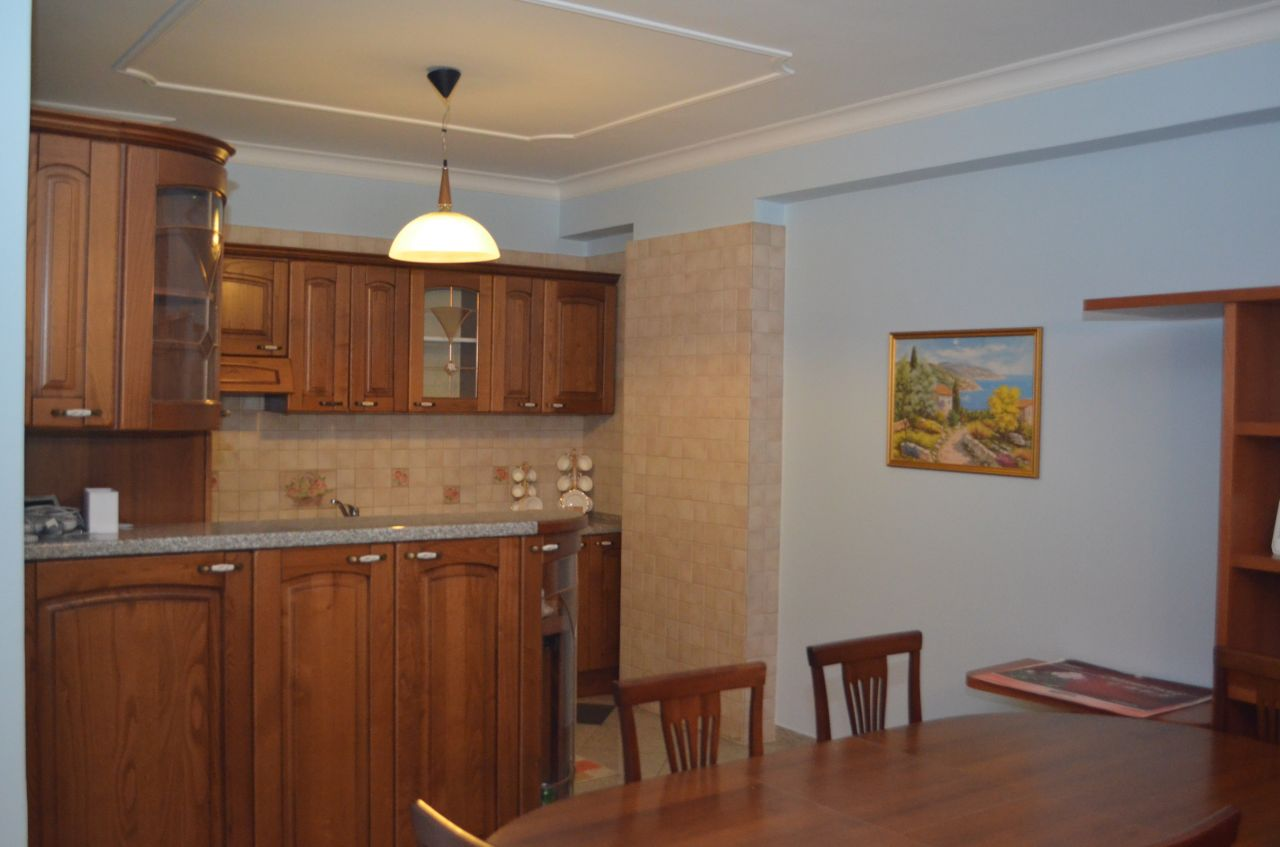Two bedrooms apartment in Tirana