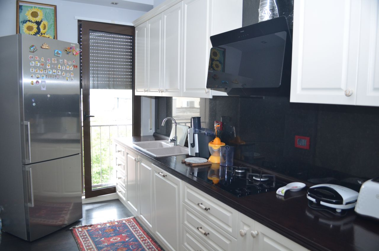 Modern Apartment in Tirana for Rent