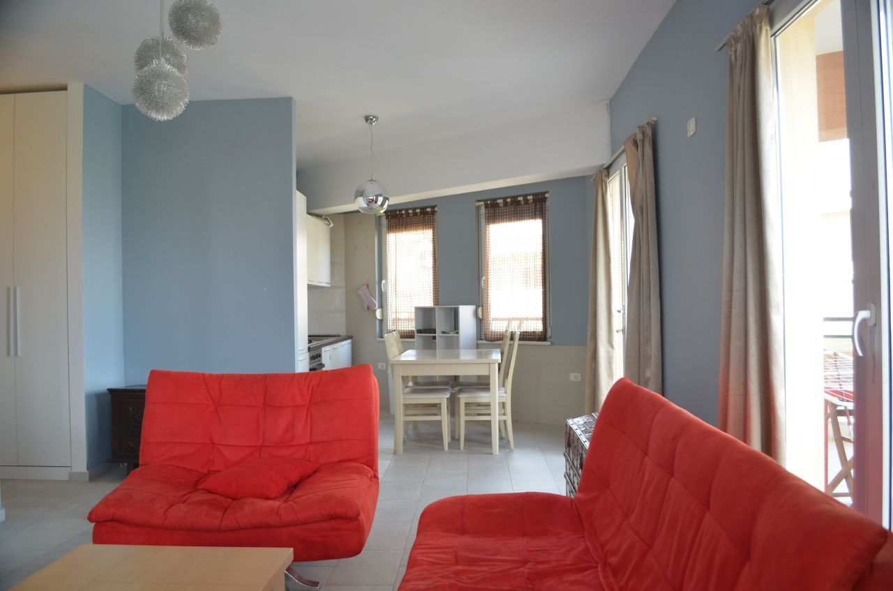 Apartment for Rent in Tirana near National Park and Lake of Tirana. With two bedrooms fully furnished