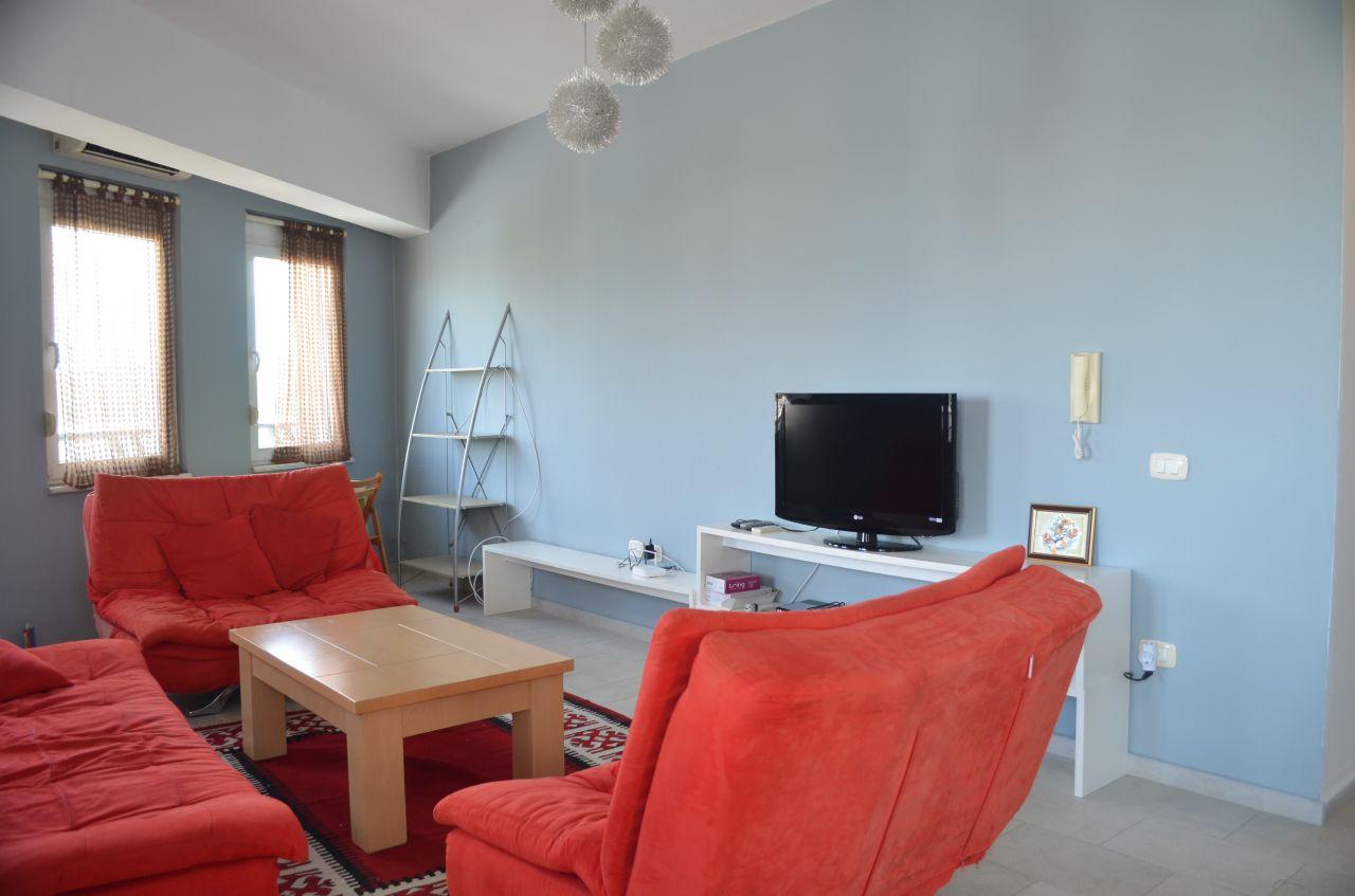 Apartament 2+1 me qera ne Tirane