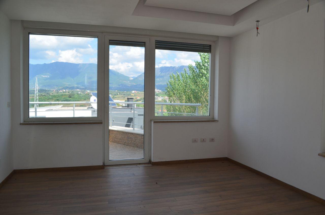 villa for rent in a nice complex in tirana city