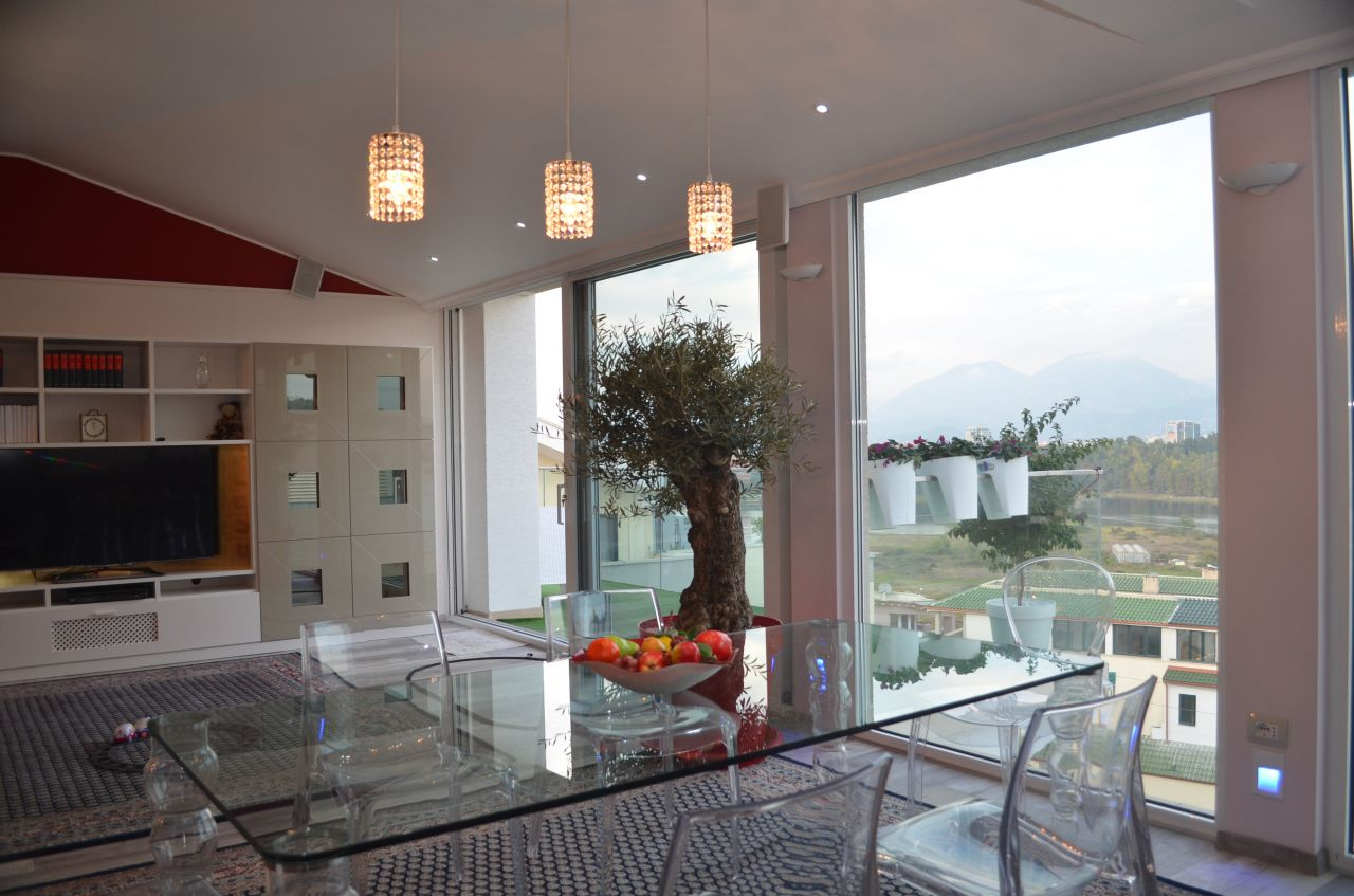 Apartment for Rent in Tirana by Albania Property Group