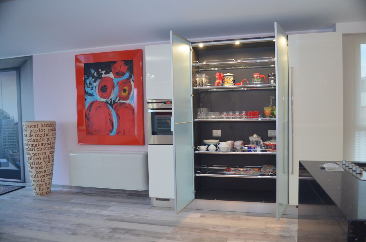 A Wonderful Penthouse Apartment for Rent in Tirana