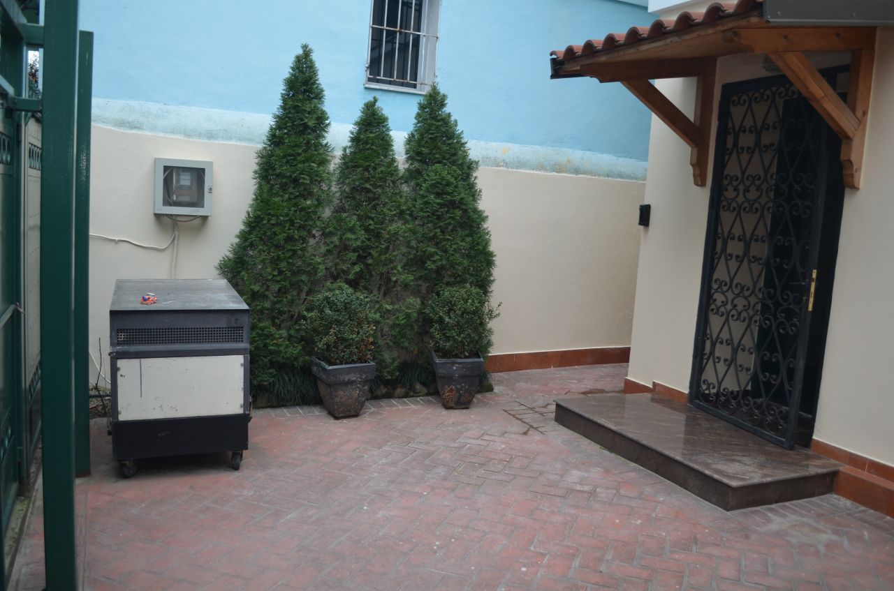 Two floor Villa for Rent in Tirane, Albania