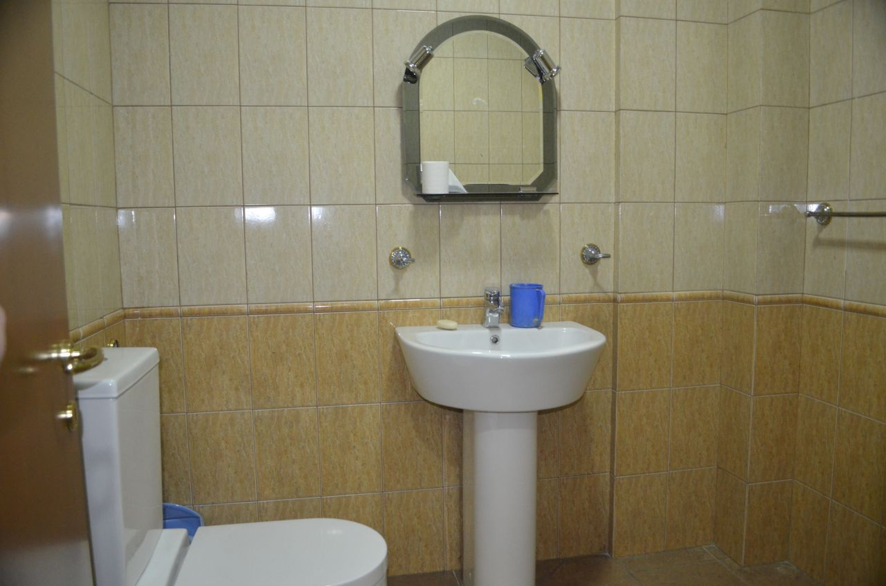 Office for rent in Tirana, Albania, located in the Blloku Area, very close to the center.
