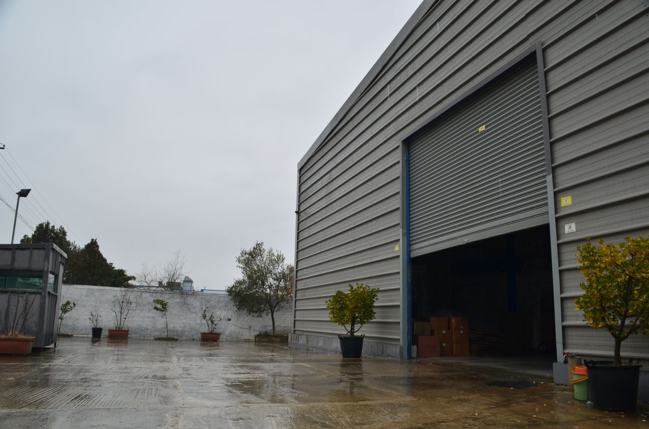 Warehouse for Rent in Tirane. Warehouse for Rent in Albania